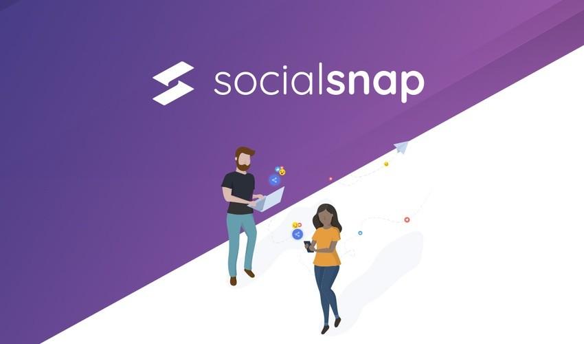 Social Snap Social Media Plugin For WordPress