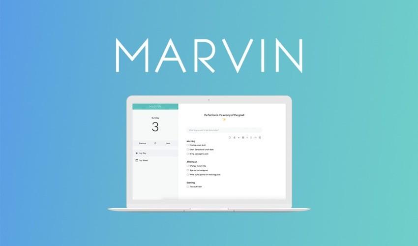 Amazing Marvin