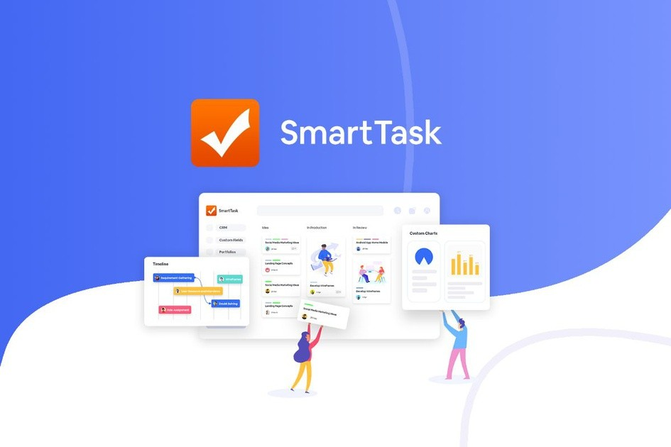 SmartTask | Exclusive Offer from AppSumo - Starts at 49$ for LIFETIME