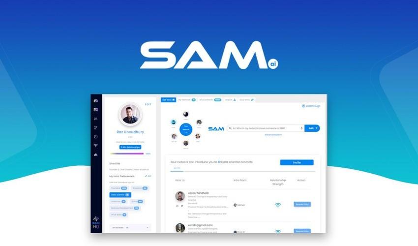 Sam.Ai Lifetime Deal   SAM Conversational Ai Tool