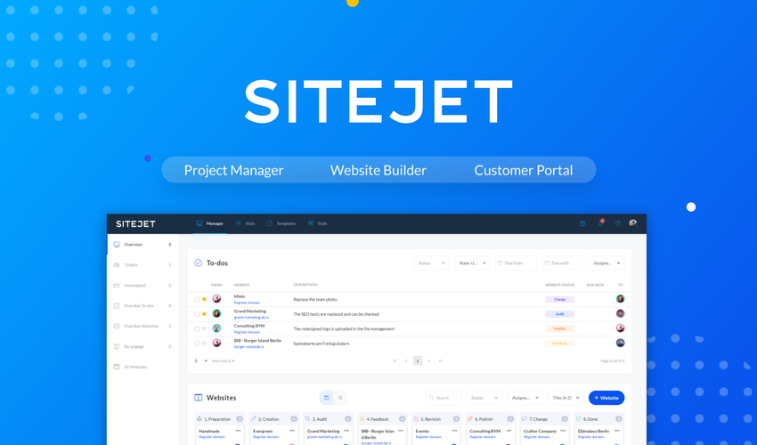 SitejetLifetime Deal-Pay Once And Never Again