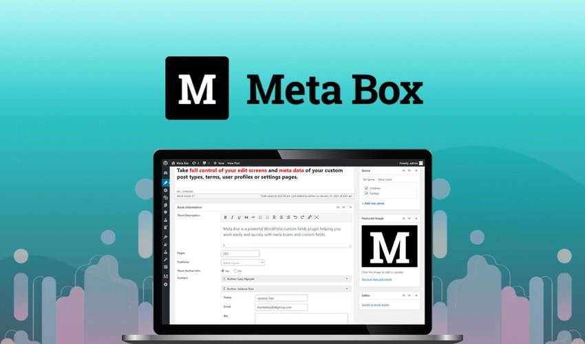 Metabox Lifetime Deal