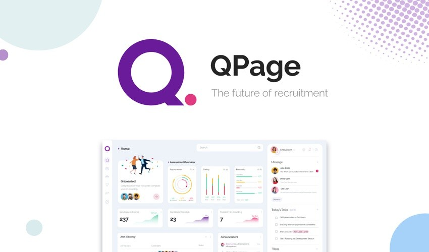 Qpage Lifetime Deal!
