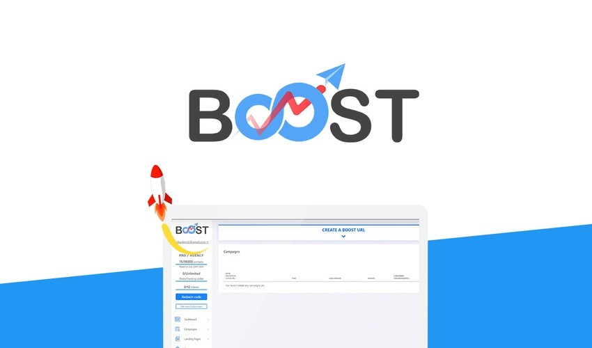 Boost LIFETIME DEAL and Reviews 2020