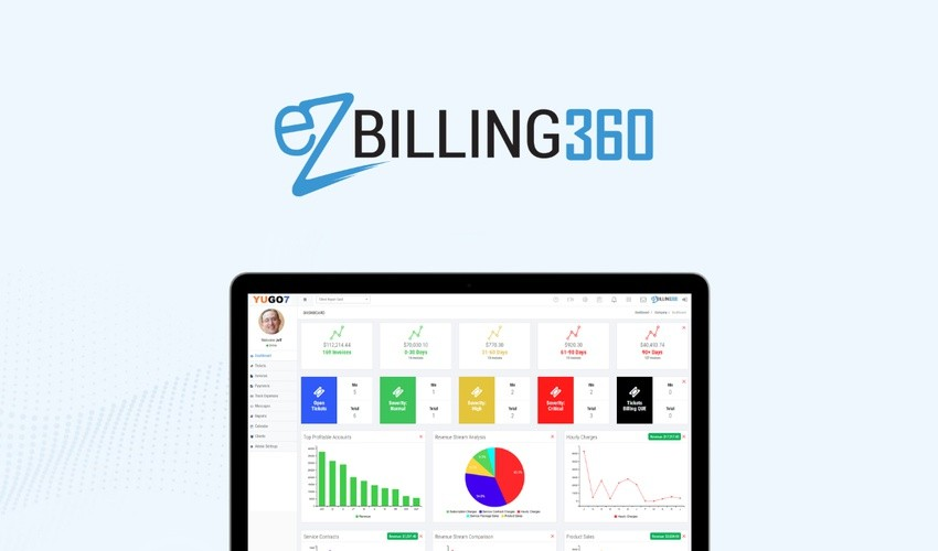 EZBilling 360 Lifetime Deal-[Pay Once/Lifetime Access]