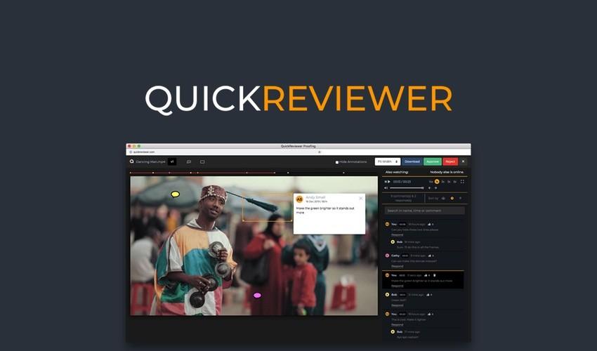 Quickreviewer lifetime deal   Quickreviewer