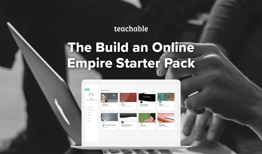 Online course pack