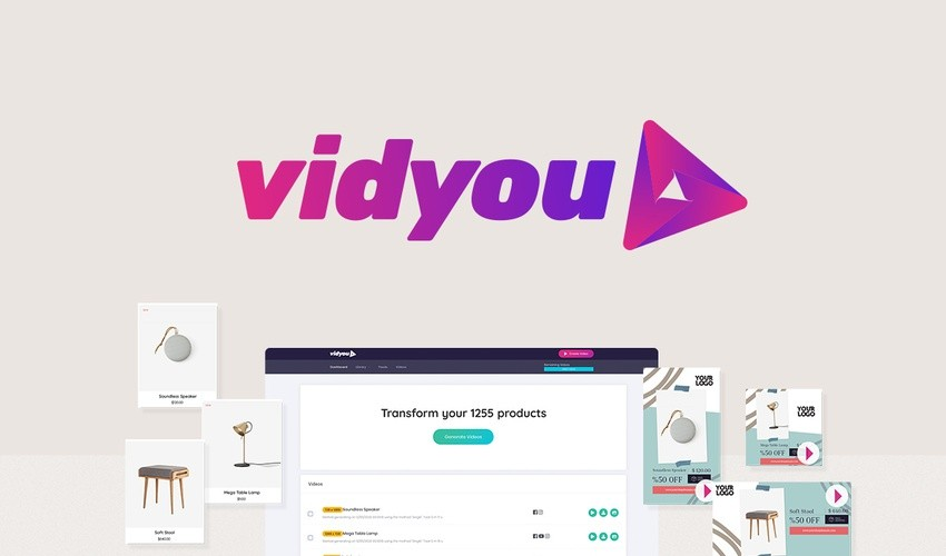Vidyou Lifetime Deal | Best for Video Ads