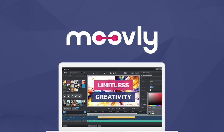 Moovly Lifetime Deal-Pay Once And Never Again