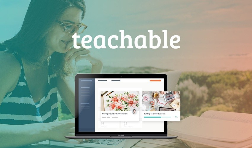 Teachable  Course Creation Software  Coupon Number April
