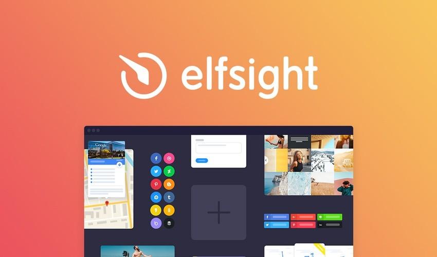 Elfsight Lifetime Deal and Reviews 2020