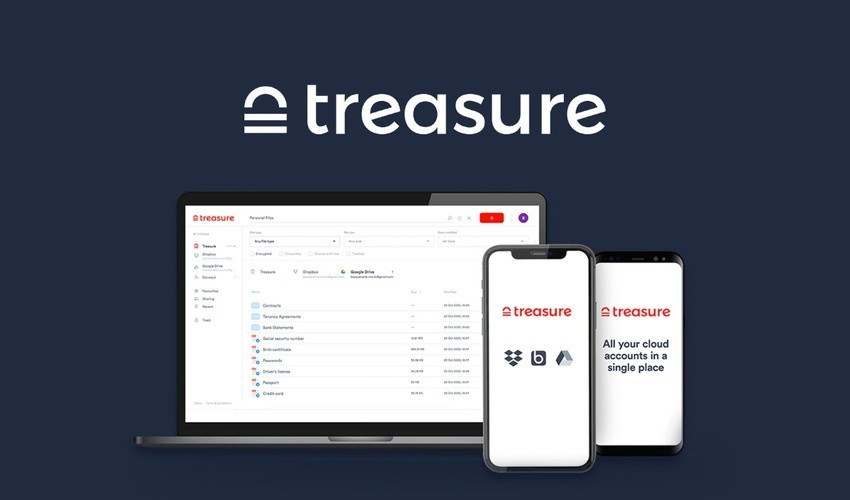 Treasure lifetime deal-Pay Once And Never Again
