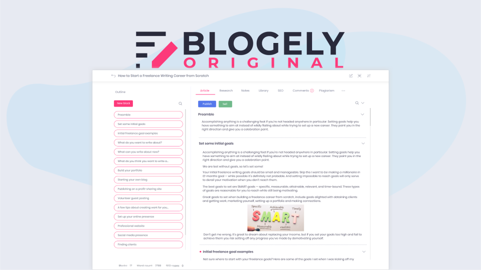 Blogely