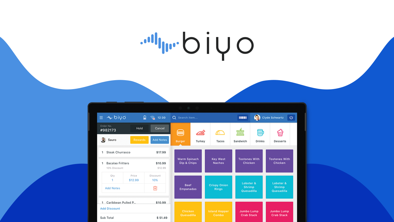 Biyo point of sale-[Pay One/Lifetime Access]