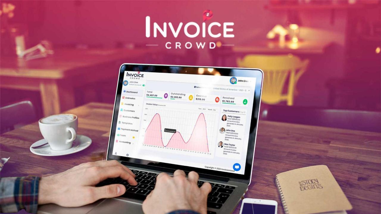 Invoice crowd lifetime deal